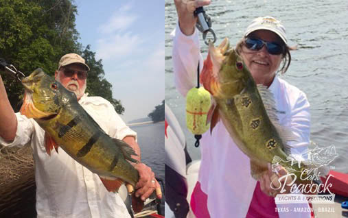 John Abbott 15 lb… He finally bits Marsha, ha! and Marsha caught a Beautiful Butterfly!
