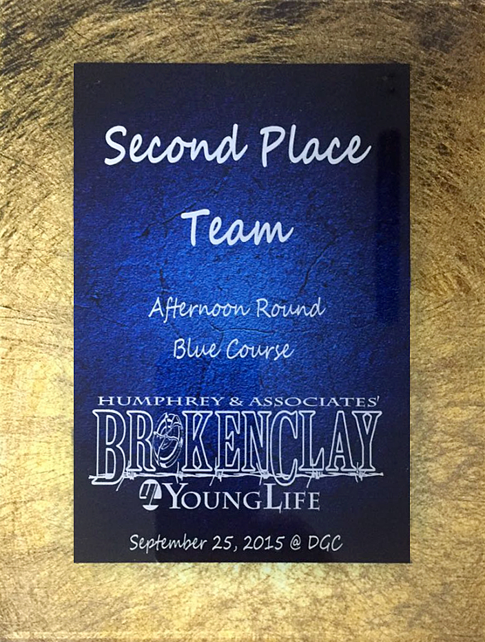 Second Place Team