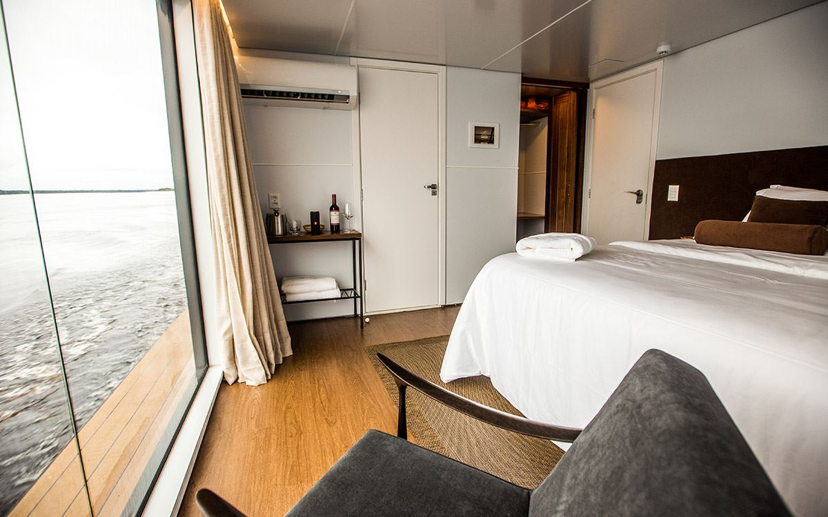 200 Sq. Ft. staterooms